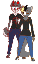 .:COMMISH:. Thnks fr th Mmrs by Chloe-Doge-Gaming