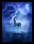 The Last Unicorn by Horseryder