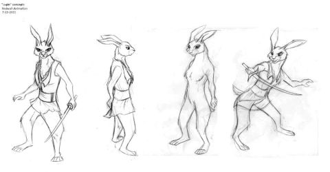 more Lupin concepts by 1-Renaissance