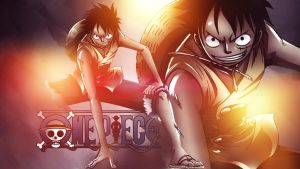 One Piece Wallpaper by paha13