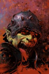 Orc 2 by neisbeis