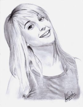Paramore - HaYLeY WiLLiAmS - by AJpr