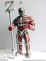 Lord Zedd Figure by ShadowRangerBlue