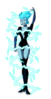 DC - Livewire by Moheart7