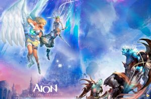 Aion Eternity by shinobireverse