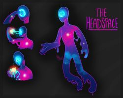 Ref Sheet - The Headspace by EDMeadArt