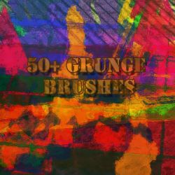Grunge brushes 5 by Oktanas