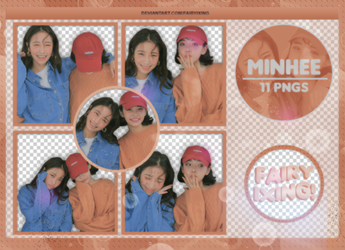 [PNG PACK #829] Minhee and Soo Ah - STYLENANDA by fairyixing