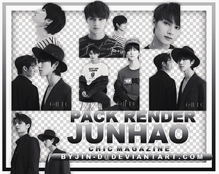 180830.pack render JUN and THE8_chicmagazine by BYjin-D