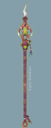 A custom weapon commission 129 by Epic-Soldier