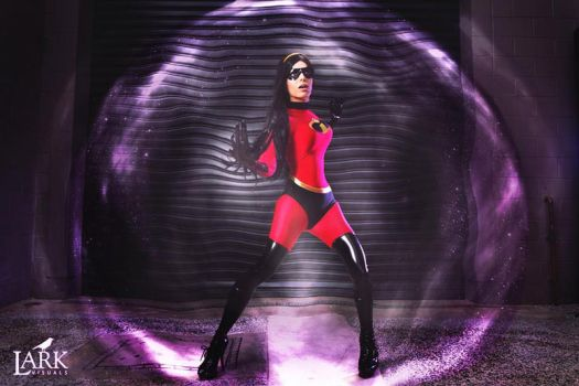 Violet Parr - The Incredibles 03 by Vera-Chimera
