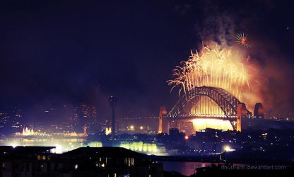 Welcoming 2012 by ntpdang
