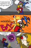 HG Nuzlocke : 105 by SaintsSister47