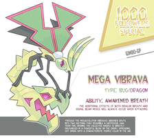 Mega Vibrava - 1000 on Instagram