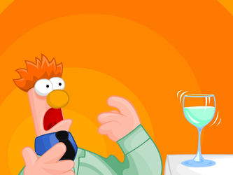 Beaker by vgchandler
