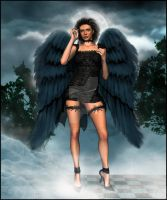 Angel of Darkness by CaperGirl42