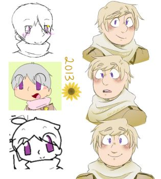 APH russia redraws by mk--doodle