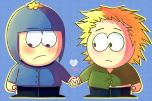 I'M YOUR TWEEK, AND YOU'RE MY CRAIG! (NO ME VEAN) by LaliChan94