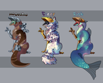 PenFolk Adopts Auction [1/3 open] by MirrorLands