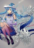 Miku snow design by Risa1