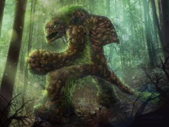 Monster Creature 4 by misi006