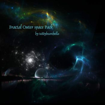 Fractal Outer Space pack by teddybearcholla