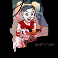 Harley Quinn  SS edit by taho
