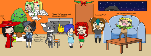 Xmas 2014 FAN GIFT! by Reicheru-Ketsueki