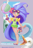Pool Party Zoe -WhitsArt- 2018 by WhitsArt