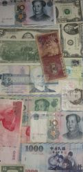 Currency Wallpaper by SauronTheMagnificant