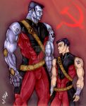 X-Men - Colossus by MaverickTears