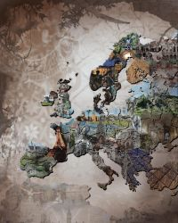 A Frame of Europe by heolson