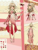 ADOPTABLE: Valentine [closed] by hadenamomo