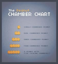 The Peanut Chamber Chart by pacalin