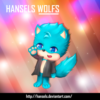 Hansels Wolf by hansels