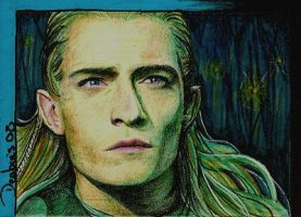 Legolas -A New Hope by DavidDeb