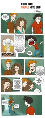 Harry Potter Comic 05 by Loleia