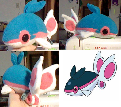 Finneon Plushie by Aemi