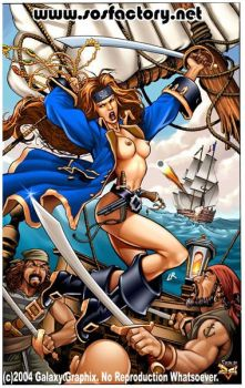 Pirate Pinup 2 by SOSFactory
