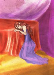 Althea - Resting by artisteri