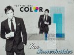 Ian Somerhalder Wallpaper by KaruEdition