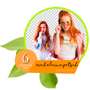 Madelaine Petsch - PNG PACK by Teffa13