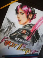 fetch (infamous first light) by vitorsantos18