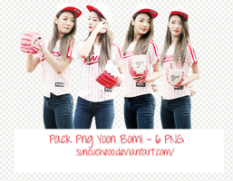 Pack Png Bomi Apink #9 ~ 6 Render by Suncucheoo