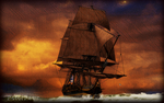Fantasy Ship by PeterPawn