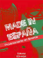 Made in Espa-a flyer by silvina-almada