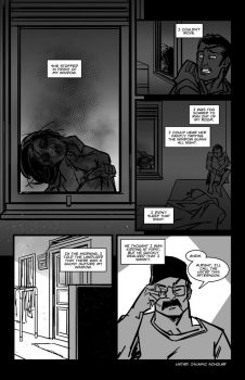 The Girl Out My Window - Page 08 by agamarlon