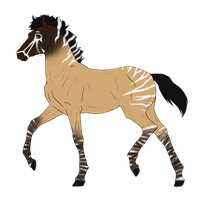 N2931 Padro Foal Design for MistMasquerade by casinuba