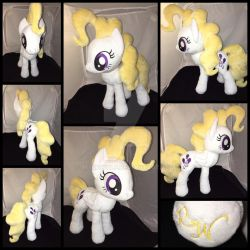MLP 13 inch Surprise plushie - BronyCon 2016 by RubioWolf