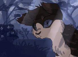 Art Fight - Attack 2 - Pixel-Claws by JB-Pawstep